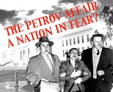 the petrov affair essay Petrov provided the government there with information about soviet spies  operating in australia the petrov affair led to the ussr and australia severing.